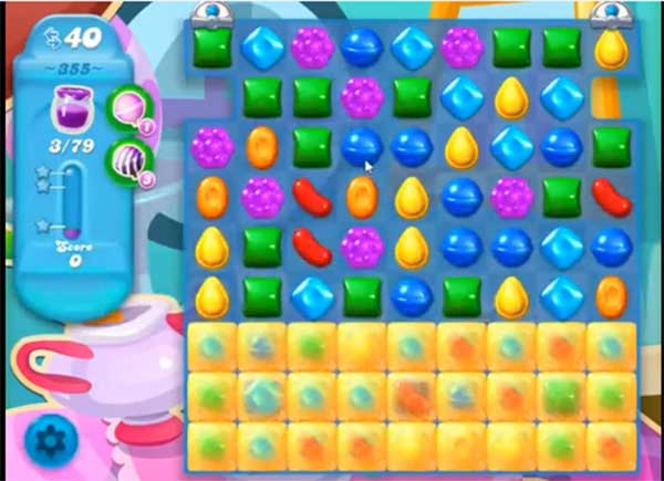 candy crush soda level 355