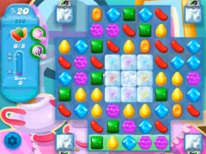 candy crush soda level 356