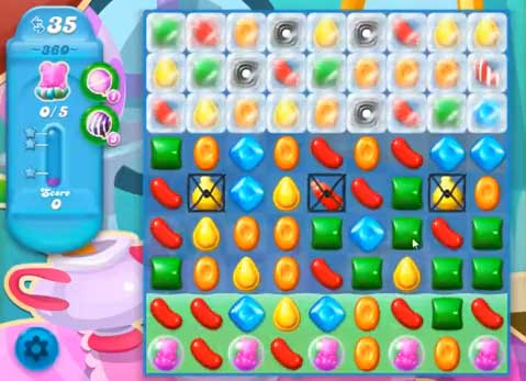candy crush soda level 360