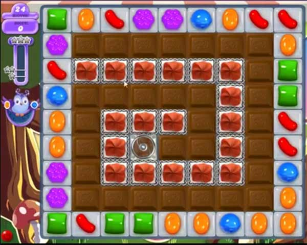 candy crush dreamworld level 651