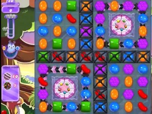 candy crush dreamworld level 654