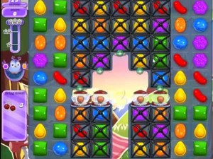 candy crush dreamworld level 657