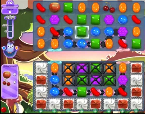 candy crush dreamworld level 660