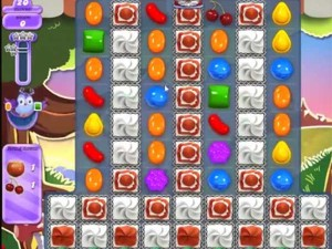 candy crush dreamworld level 661