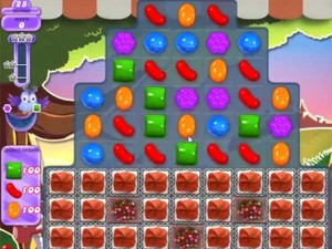 candy crush dreamworld level 662