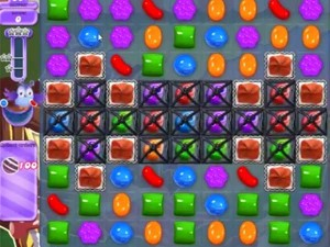 candy crush dreamworld level 665