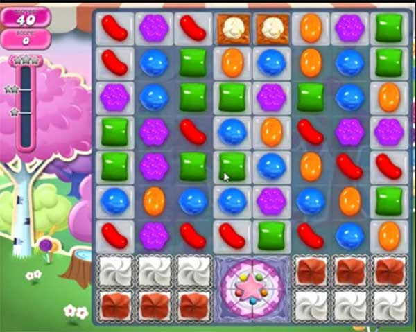 candy crush level 945
