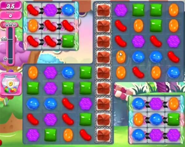 candy crush level 952