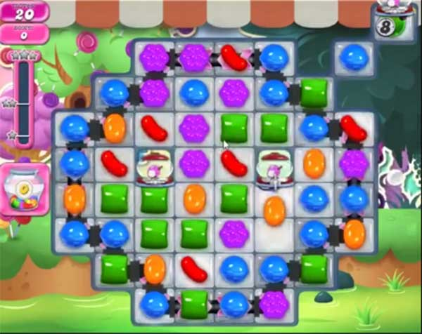 candy crush level 953
