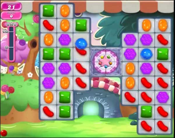 candy crush level 954