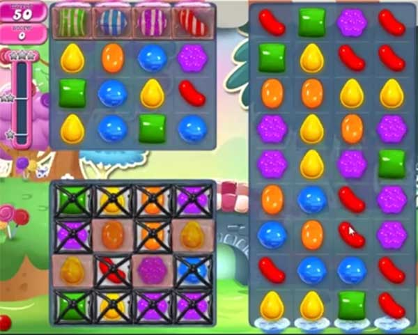 candy crush level 957