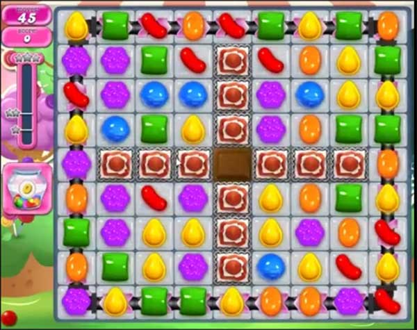 candy crush level 958