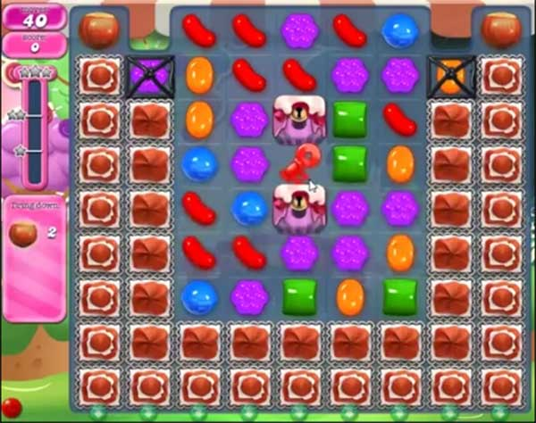 candy crush level 964