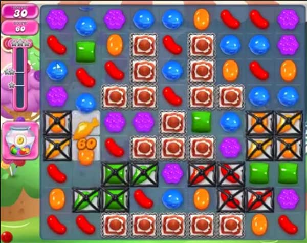 candy crush level 965