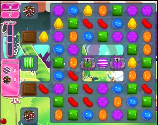 candy crush level 976