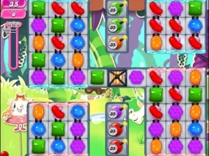candy crush level 977