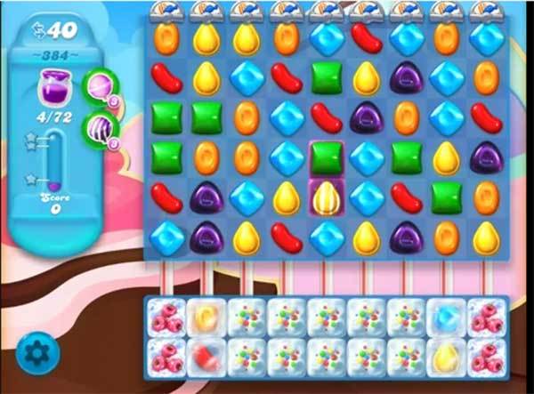 candy crush soda level 384