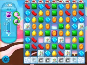 candy crush soda level 386