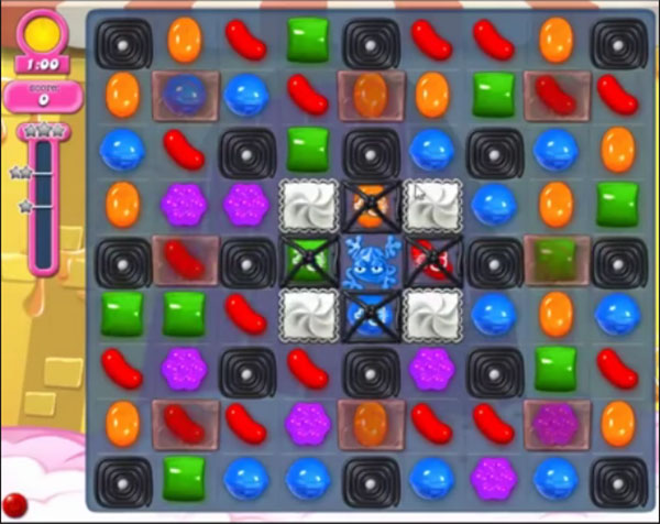 candy crush level 1004