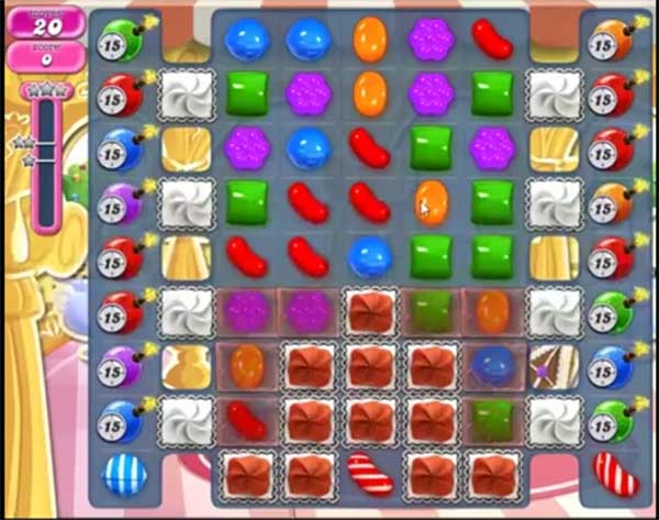 candy crush level 1019