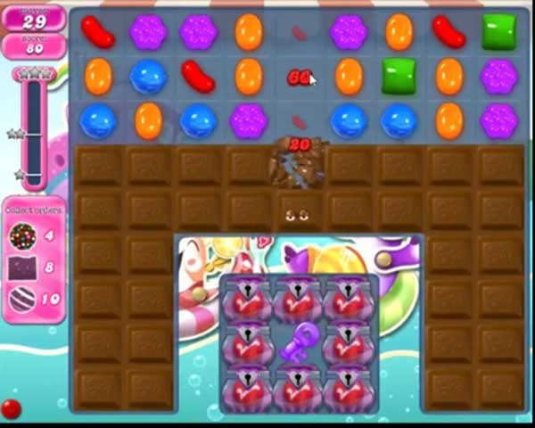 candy crush level 1030