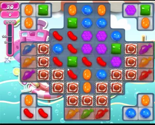 candy crush level 1036