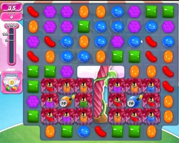 candy crush level 983