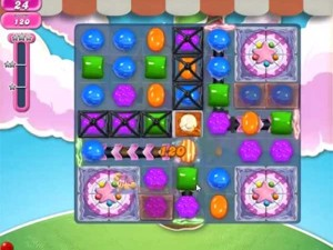 candy crush level 986