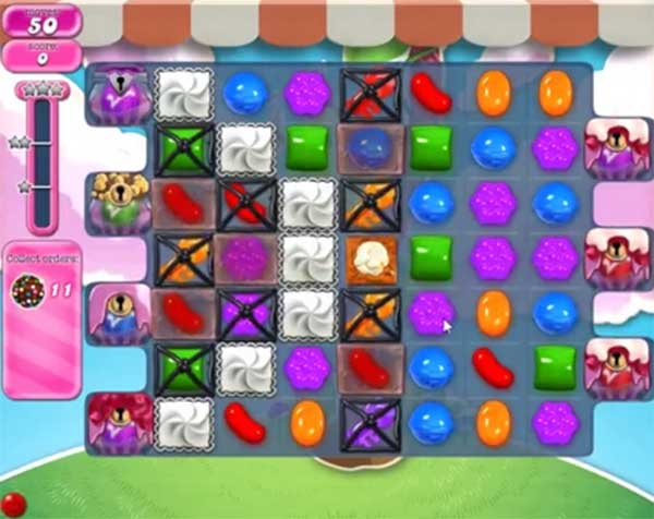 candy crush level 988