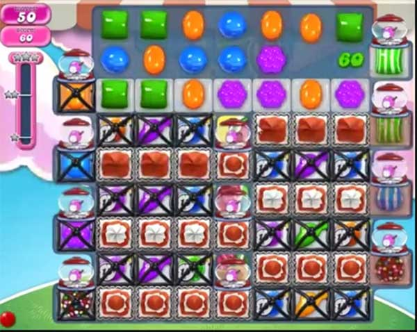 candy crush level 990