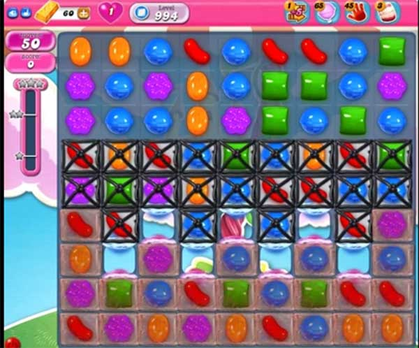 candy crush level 994