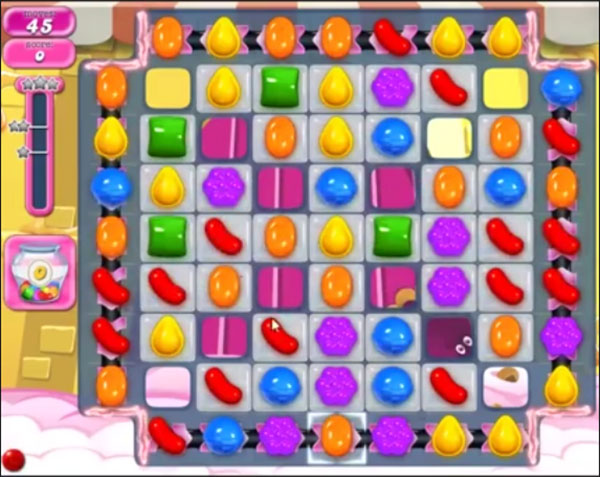candy crush level 998
