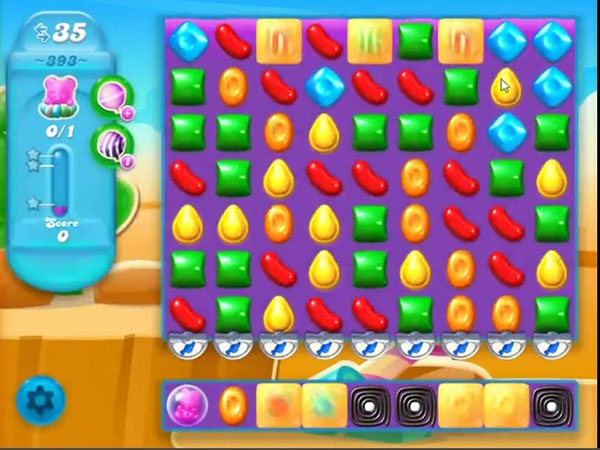 candy crush soda level 393