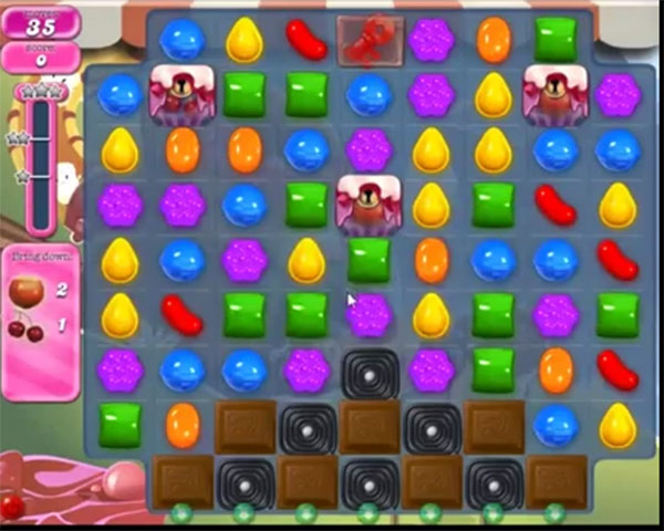 candy crush level 1054