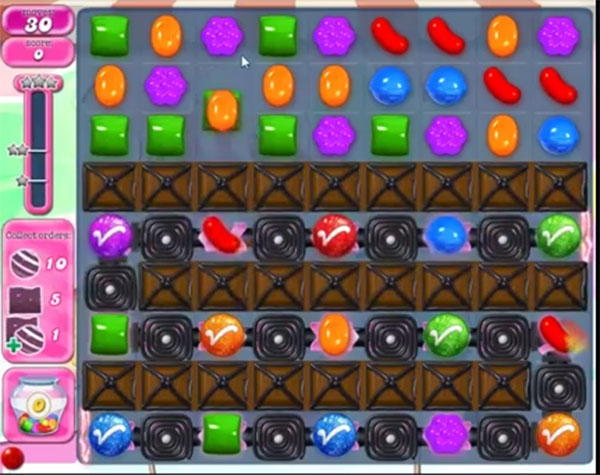 candy crush level 1060