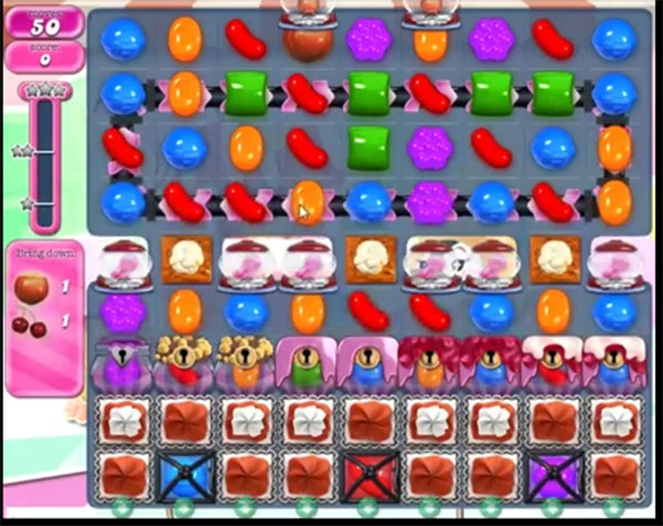 candy crush level 1067