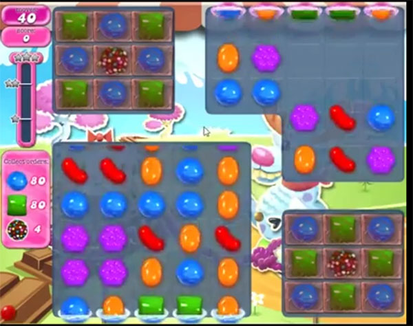 candy crush level 1077