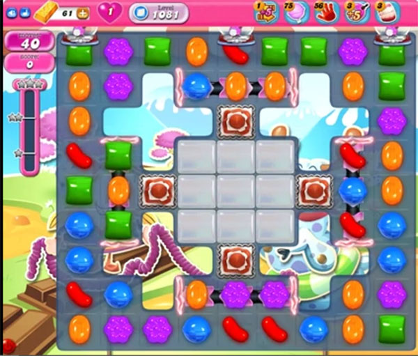 candy crush level 1081
