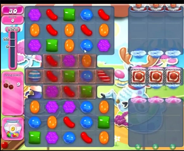 candy crush level 1082