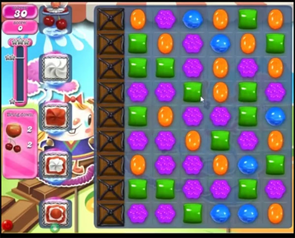 candy crush level 1085