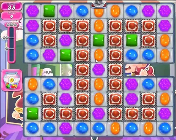 candy crush level 1086