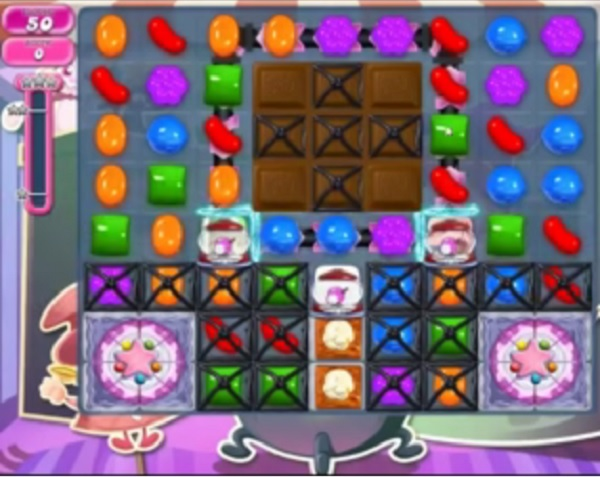 candy crush level 1095