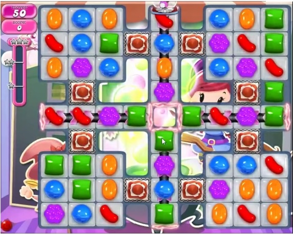 candy crush level 1096