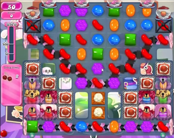 candy crush level 1097