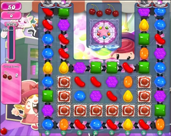 candy crush level 1099