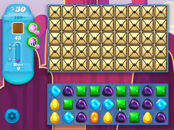 candy crush soda level 409