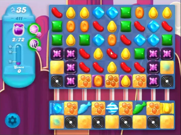 candy crush soda level 411