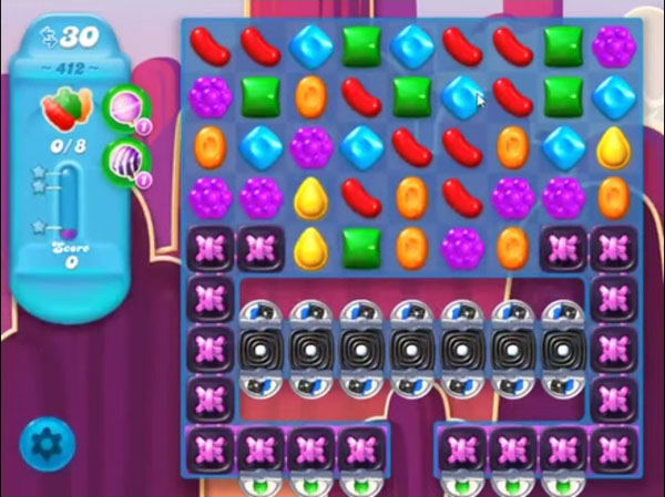 candy crush soda level 412