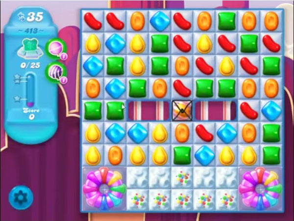 candy crush soda level 413