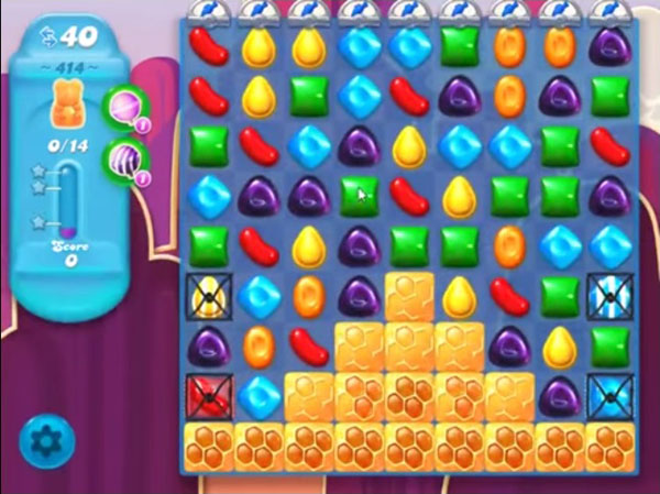 candy crush soda level 414